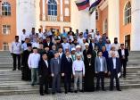 Преосвященнейший епископ Николай принял участие в совещании мухтасибатов Духовного управления мусульман в городе Кумертау