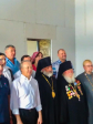 В субботу седмицы второй по Пятидесятнице Преосвященнейший епископ Николай совершил благодарственный молебен по случаю дня села в Богородичном храме села Покровка
