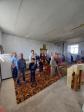 В праздник иконы Божией Матери «Троеручица» Преосвященнейший епископ Николай возглавил Литургию в храме Рождества Христова с. Ахлыстино
