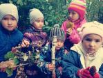 Осенняя пора в селе Чуваш-Карамалы