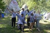 Состоялся сплав православной молодёжи Салаватской епархии по реке Белая