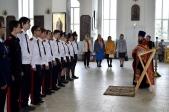 Верстание казаков Башкирского института технологий и управления