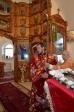 Владыка Николай совершил всенощное бдение в храме во имя блаженной Варвары Скворчихинской в п. Нугуш