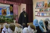 Епархиальная олимпиада по Основам православной культуры среди воспитанников Воскресных школ Салаватской епархии