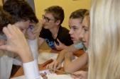 Интеллектуальная игра «Что? Где? Когда?» в Воскресной школе «Ковчег» г. Мелеуза