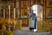 Преосвященнейший Владыка Николай совершил панихиду в Успенском кафедральном соборе