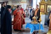 Всенощное бдение в Успенском кафедральном соборе