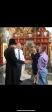 Руководители РОСРЕЕСТРа  посетили Успенский храм в Чишмах