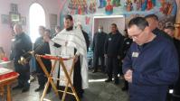 В канун Покровской родительской субботы в храме при ФКУ ИК-№4 УФСИН РФ по РБ, была совершена панихида.