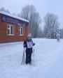 Прихожане Успенского храма р.п. Чишмы приняли участие в епархиальной лыжной гонке