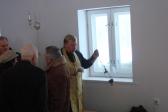 Освящение часовни в деревне Старо-Михайловка Федоровского района