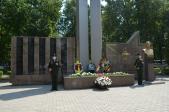 Благочинный Чишминского округа принял участие во всероссийской акции «Минута молчания»
