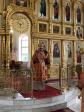 Преосвященнейший епископ Николай совершил Всенощное бдение в Богородице-Казанском храме г.Мелеуза