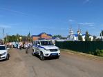 Престольный праздник в честь образа Казанской Божией Матери в Мелеузе