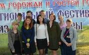 """Активисты православного молодёжного движения «НИКА» посетили фестиваль """"Казачий спас"""" в г. Кумертау"""