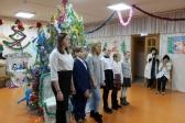 Рождественский праздник в Детском приюте и Детском доме с. Юмагузино Кугарчинского района
