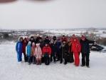 «Рождественская лыжня»