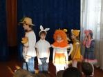 Святки в детском приюте г. Сибай