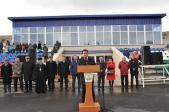 """Открытие стадиона """"Нефтяник"""" в г. Ишимбае"""