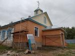 Летние ремонтные работы в Храме Архистратига Божия Михаила села Базлык