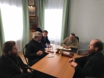 Состоялось итоговое годовое заседание Архиерейского совета Башкортостанской митрополии