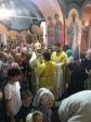 Архиерейское богослужение накануне дня священномученика Симона, еп. Уфимского