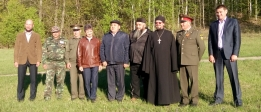 Военные сборы в деревне Яшасен Миякинского района
